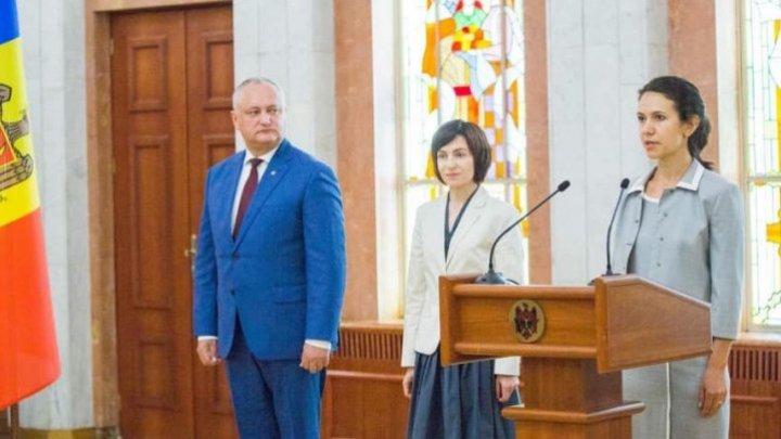 President Dodon set up Expert Advisory Council on justice reform