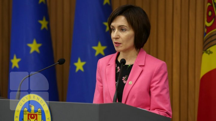 Comment of PM Maia Sandu on alliance with Socialist Party at local administration