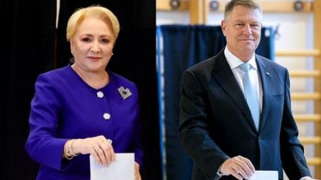 Romania presidential election: Ex-PM Dancila to compete incumbent Iohannis in round two