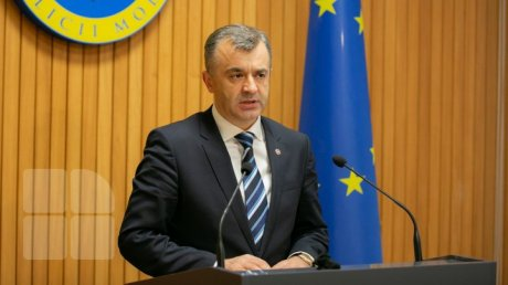 PM Chicu replies to Romanian President's comment on Moldova's EU path