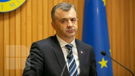 President Dodon nominated presidential adviser Ion Chicu as candidate for prime minister