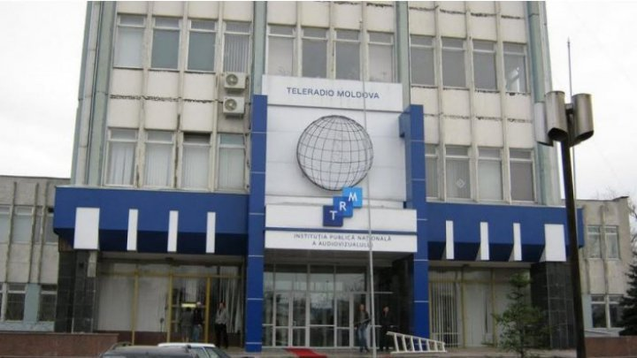 Who are three candidates running for Teleradio Moldova director general?