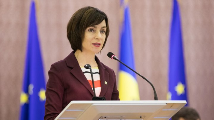 PM Maia Sandu offers solution to ease the gridlock in Parliament