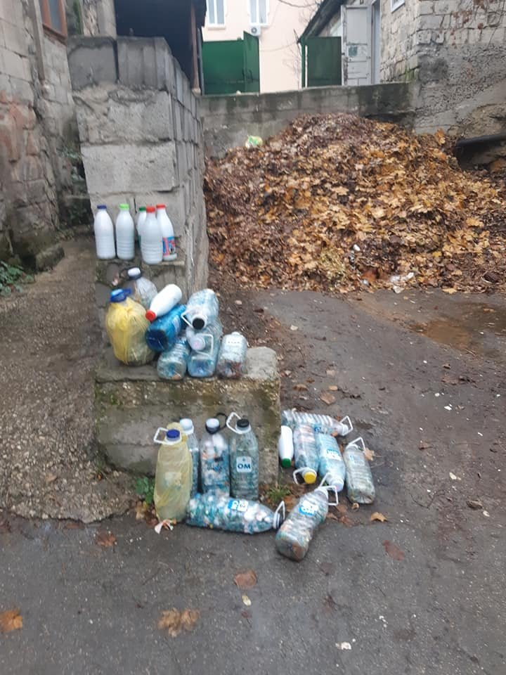 AWFUL! How Chisinau's Infectious Diseases Hospital Toma Ciorbă deposits hazardous waste (photos)