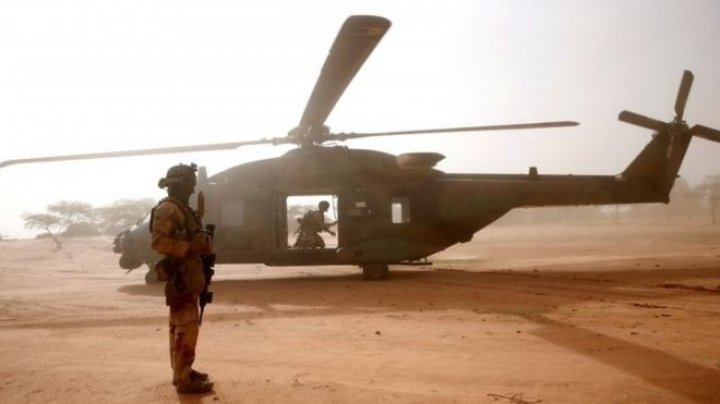 French troops killed in helicopter collision during operation against jihadists in Mali