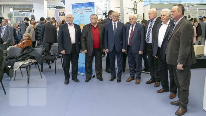Moldova hosts the International Specialized Exhibition INFOINVENT (photo report)
