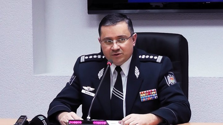 Ex-police chief Ion Bodrug arrested at Chisinau International Airport