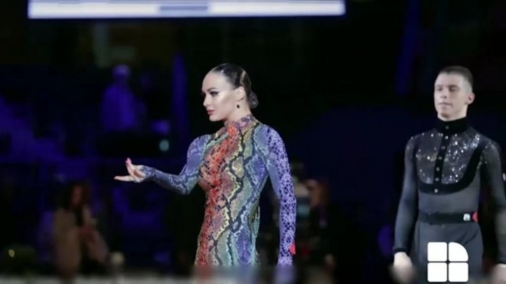 Moldovan dancers conquered World Championship Youth Standard