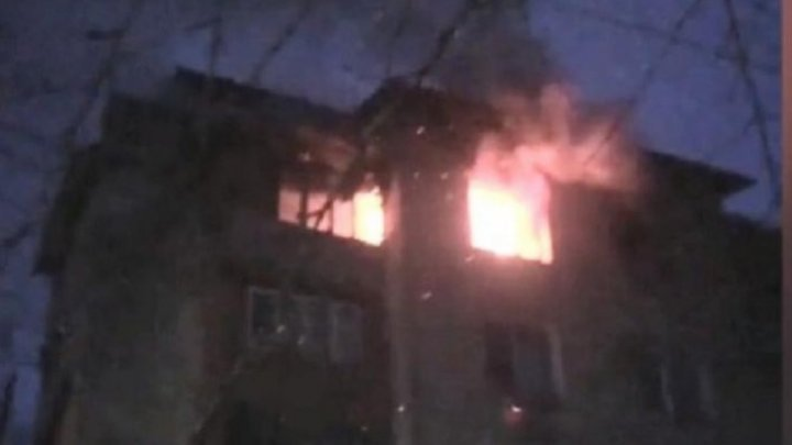 Angry with his departing wife, a man, 61, burned their apartment!
