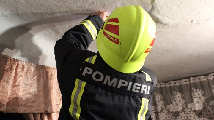 A protected house – A life saved: Firefighters resume actions to mount free smoke detectors in thousand Moldovan families
