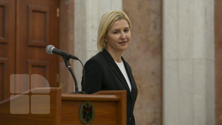 New cabinet of ministers led by PM Ion Chicu takes oath (photos)