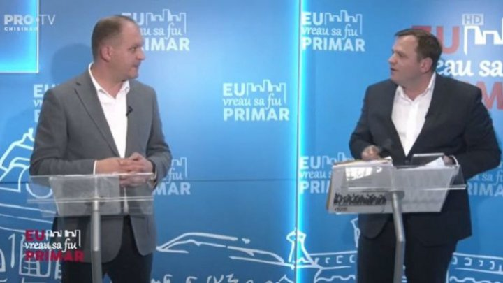 Andrei Nastase rejects making alliance with bloc ACUM?