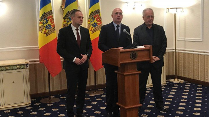 Sor, PDM, PSRM and ACUM on the next governing coalition