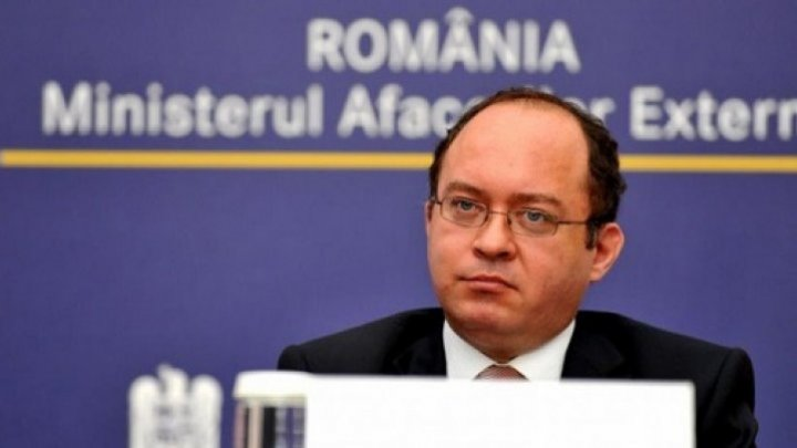 Romania's Foreign Minister raises concern on Moldova's political situation