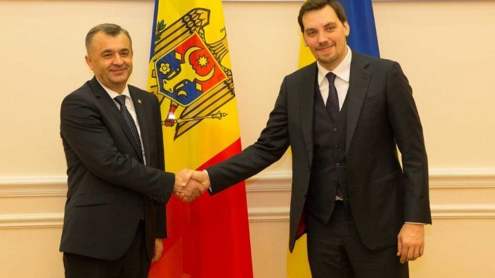Moldova-Ukraine free economic zone discussed by two prime ministers