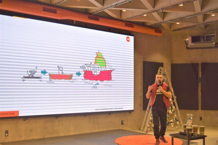 A.I startup developed by young people to represent Moldova in international Yep!DemoDay battle