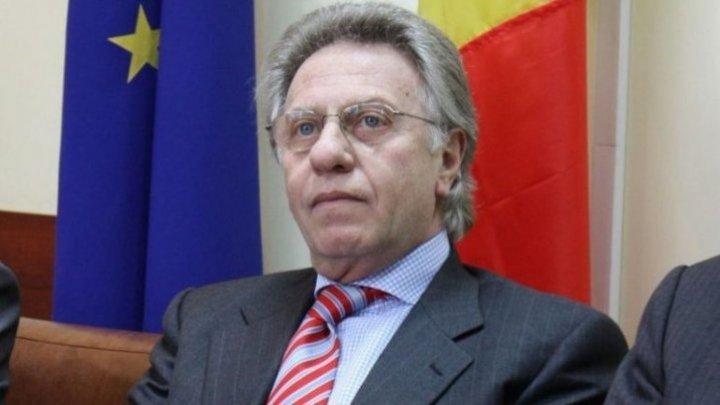 Venice Commission President Gianni Buquicchio visits Chisinau