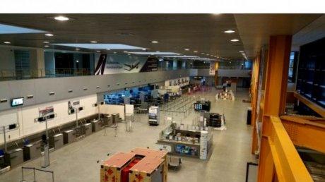 Coronavirus alert at Romanian airport!