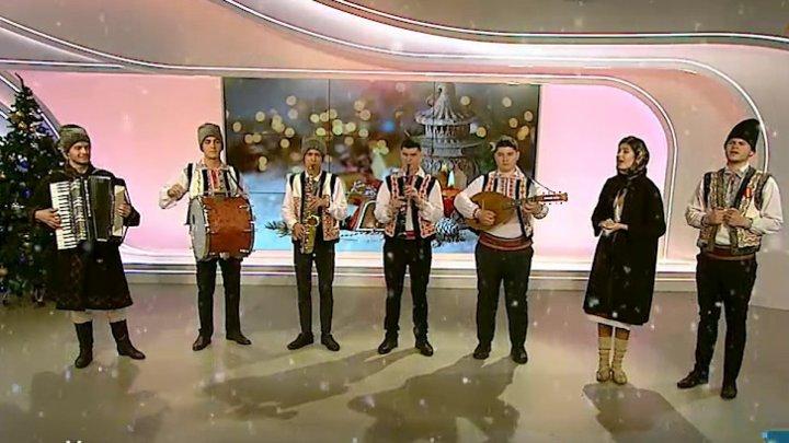 Warm Christmas atmosphere pervades Publika TV studio (video)