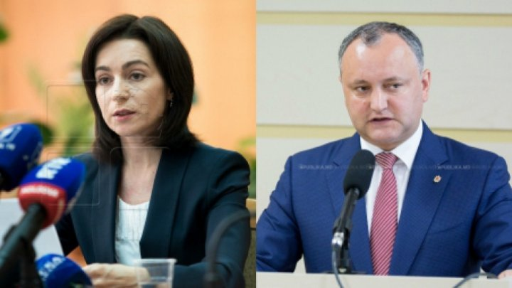 Igor Dodon and Maia Sandu remain favorite in poll for 2020 Presidential Elections