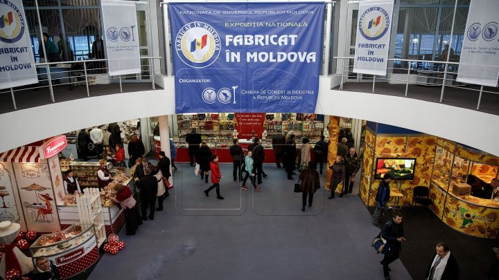 Over 460 local entrepreneurs to promote their products in Made in Moldova exhibition