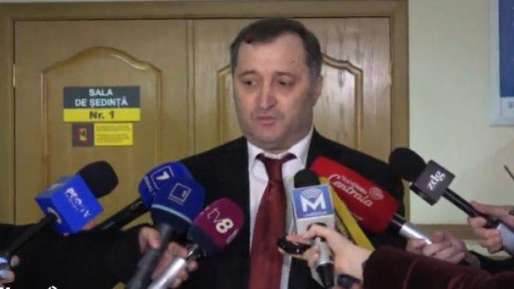Former PM Vlad Filat remains at liberty