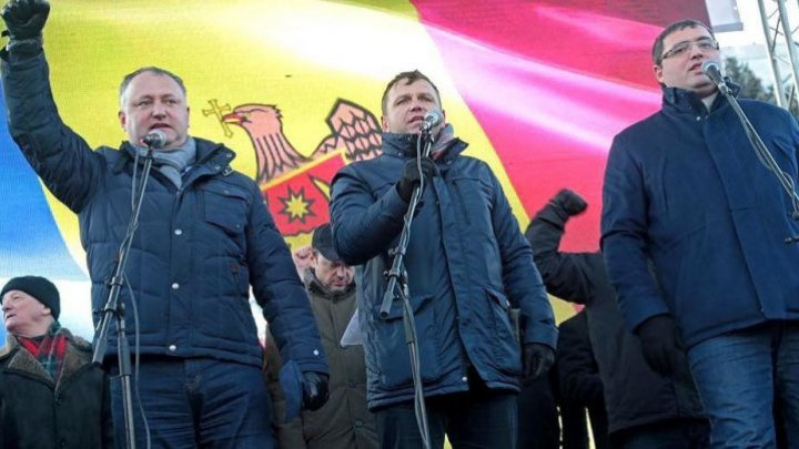 Renato Usatîi disclosed how Igor Dodon received million lei from Plahotniuc for protests
