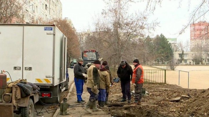 Chisinau to replace hundreds of kilometers of worn-out water supply scheme