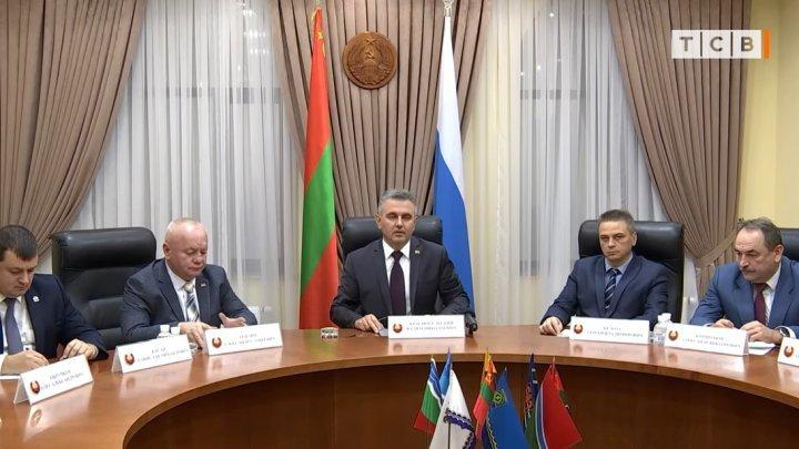 Tiraspol leader lashed Chisinau for Transnistrian car ban over Moldovan-Ukrainian border