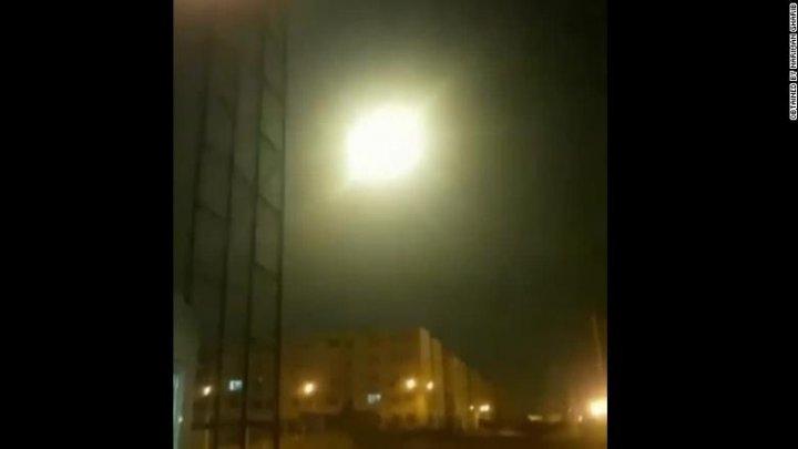 Western leaders: Footage appears to show missile strike on Ukrainian plane in Iran