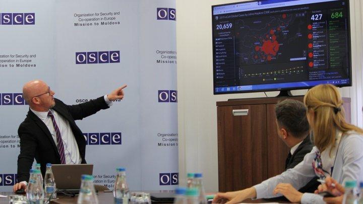 Chisinau and Tiraspol experts in joint meeting to cope with coronavirus