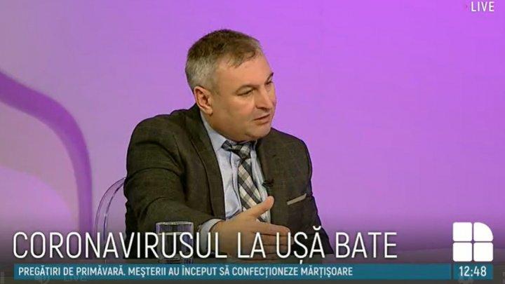 NAPH Director: Moldova does not have test kit for novel coronavirus