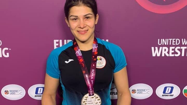 Moldovan 20-year-old becomes European champion: Dream comes true!