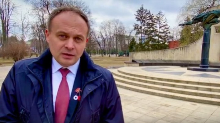 Andrian Candu requests President Dodon to insist on Russian troop withdrawal
