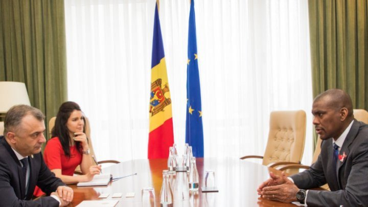 The U.S Government stands ready to assist Moldova in combating coronavirus