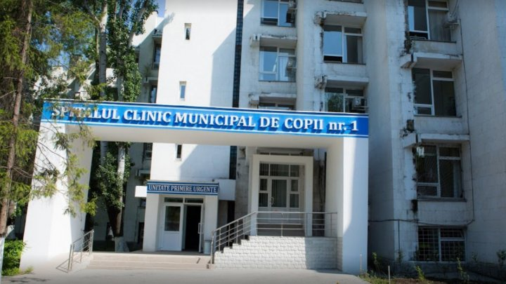 Partial quarantine imposed on Municipal Clinical Hospital for Children no.1