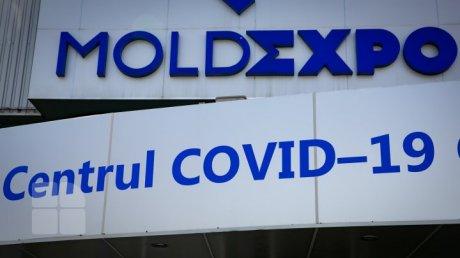 When will COVID-19 Chișinău Center open?