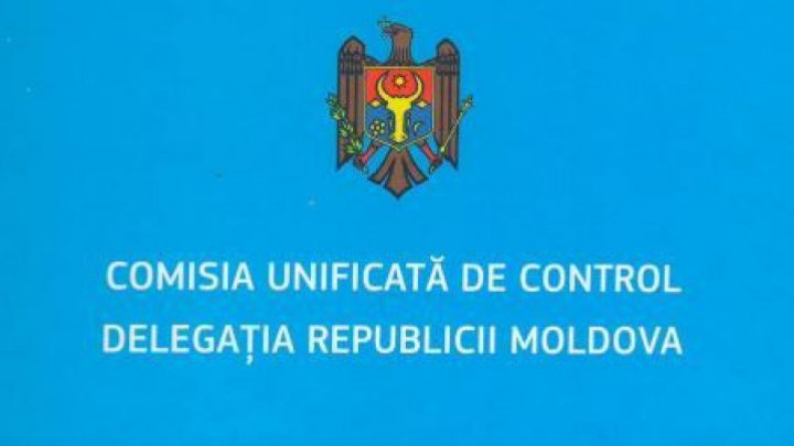 Appeal of Moldovan Delegation to Unified Control Commission