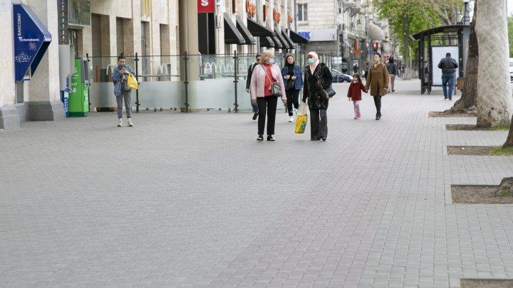 How Chisinau looks like after loosening coronavirus restrictions?