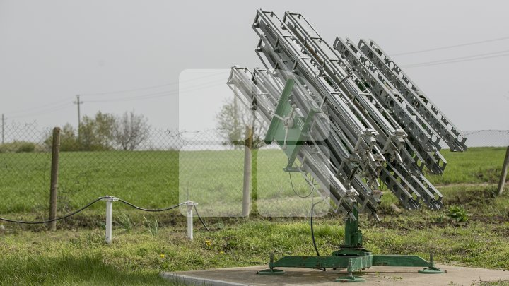 A record number of anti-hail rockets purchased to protect agricultural land