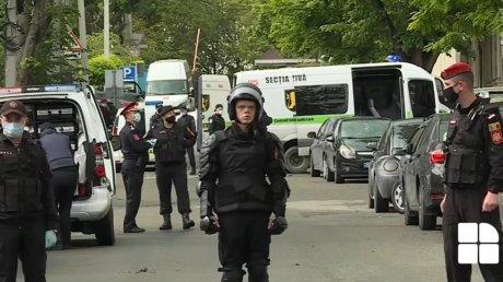 Bomb alert at Russian Embassy in Chisinau