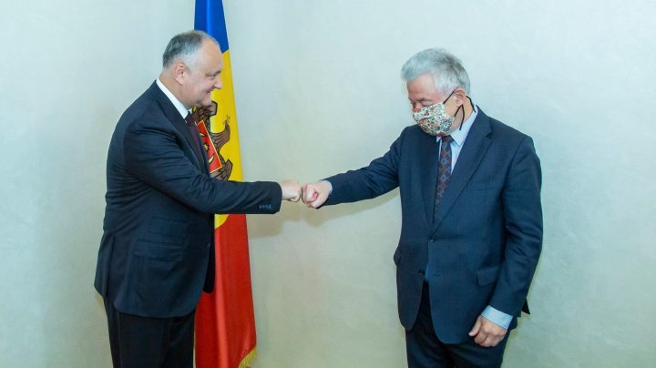 President Igor Dodon met with OSCE Special Representative for Transnistrian settlement