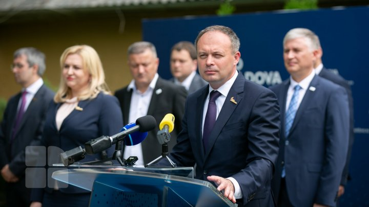 PRO MOLDOVA officially registered as a political party
