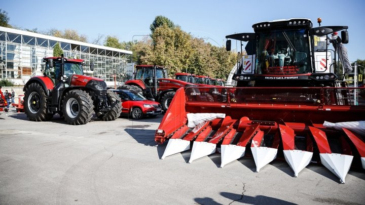 Moldovan farmers to benefit from modern machinery thanks to Japan-Moldova agreement
