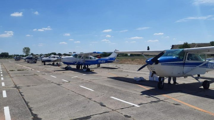 PREMIERE for Moldova! Vaccination of foxes started with baits distributed from plane (VIDEO)