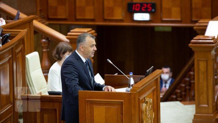 No-confidence motion against Chicu Government failed