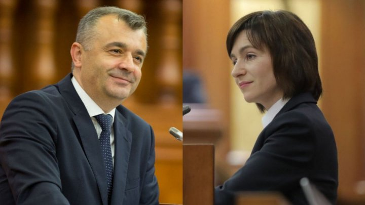 Action and Solidarity Party leader Maia Sandu sues PM Ion Chicu