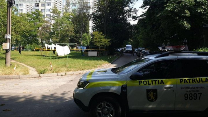 New details on explosion in Chisinau's Botanica district