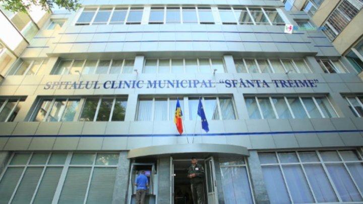 Holy Trinity Hospital in Chisinau to receive coronavirus patients