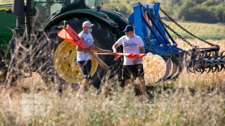 Moldovan farmers affected by drought and hail could receive money from Russia